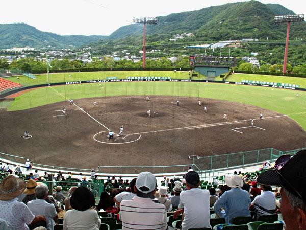 高校野球 夏の大会 目指す甲子園・・